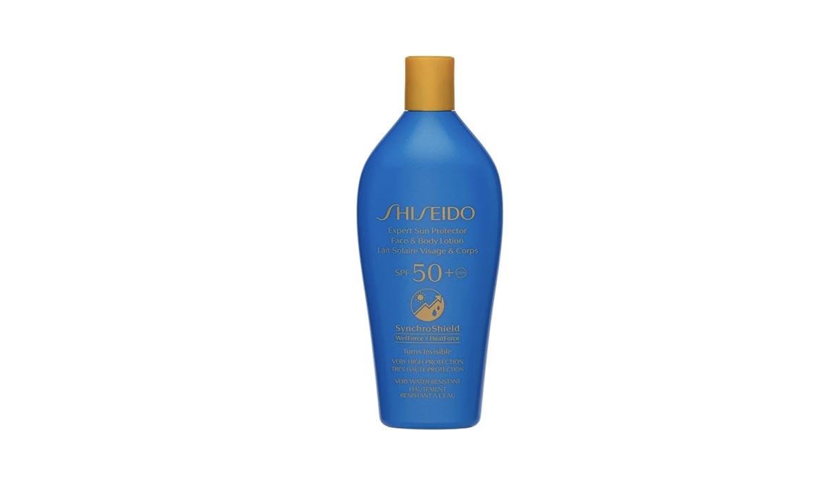 Shiseido - Expert Sun Protector Face and Body Lotion SPF50+