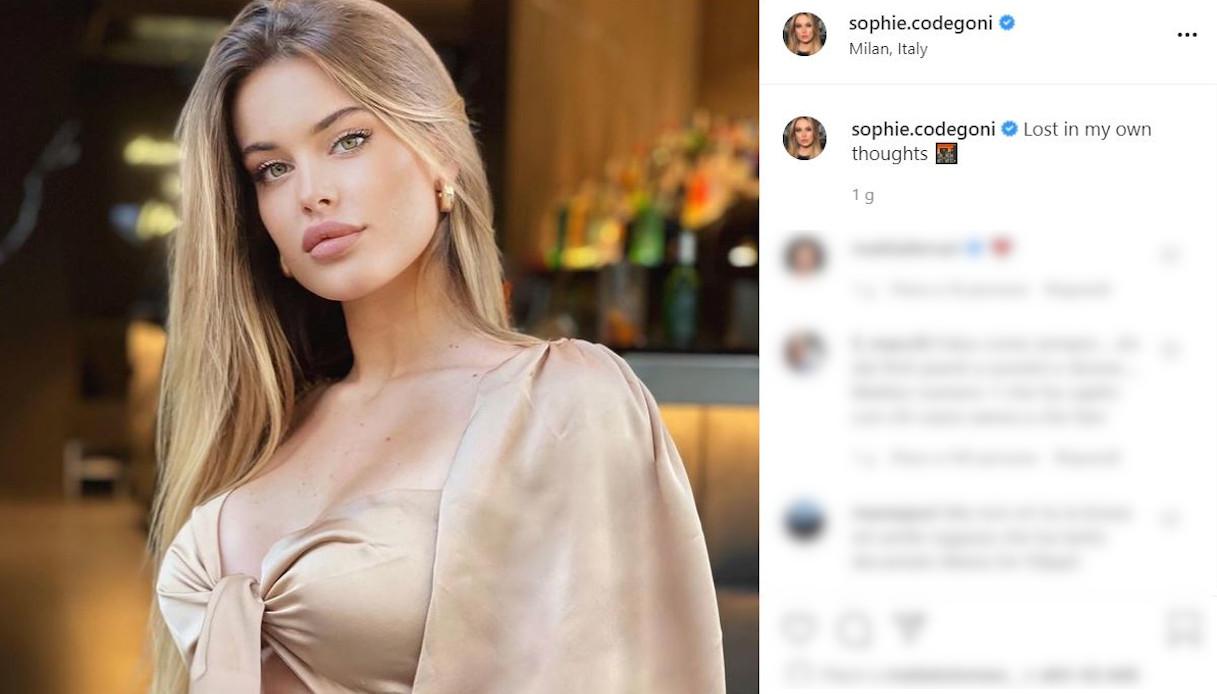 Sophie Codegoni Instagram