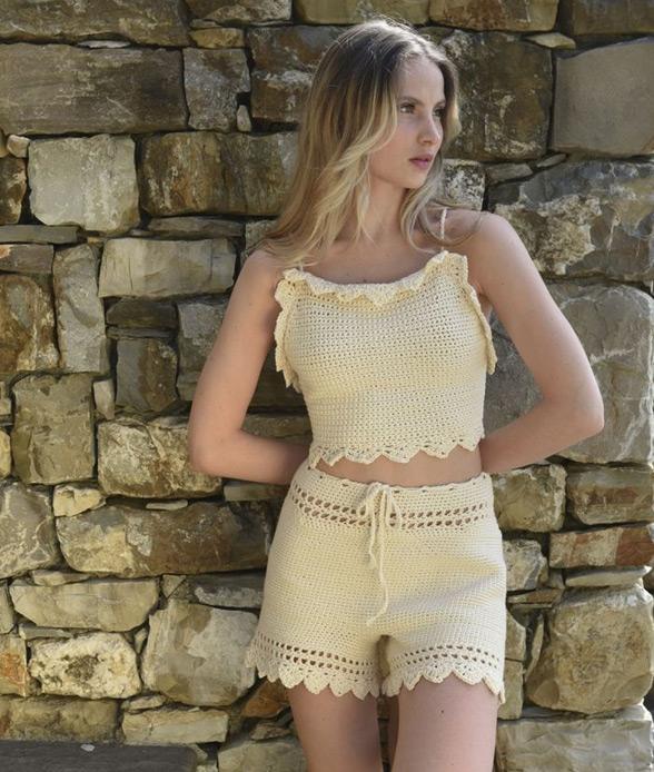 Top shorts Dalila