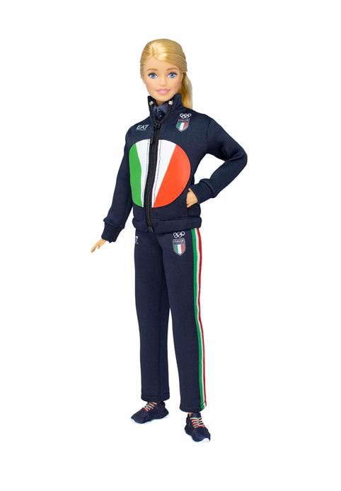 Barbie Armani Olimpionica