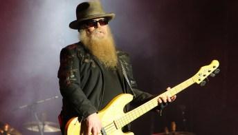 ZZ Top, morto il bassista Dusty Hill, la barba più famosa del rock