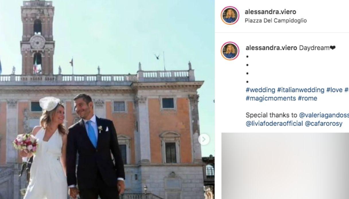 Chi è Fabio Riveruzzi, marito di Alessandra Viero