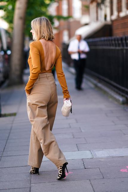Come indossare il top a schiena nuda: consigli pratici