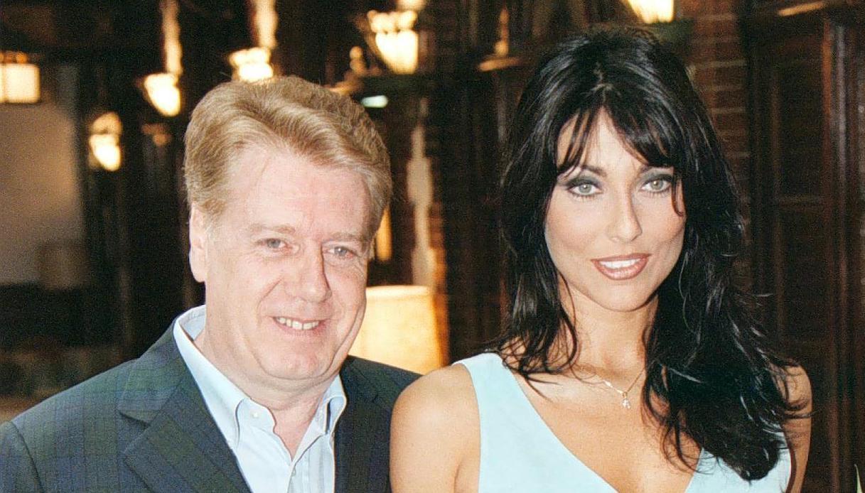 Luana Ravegnini e Claudio Lippi