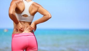 Mal di schiena: 5 esercizi per combattere e prevenire il dolore