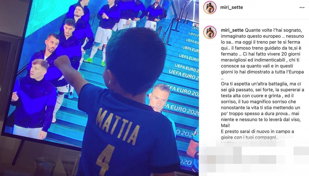 Miriam Sette post Instagram