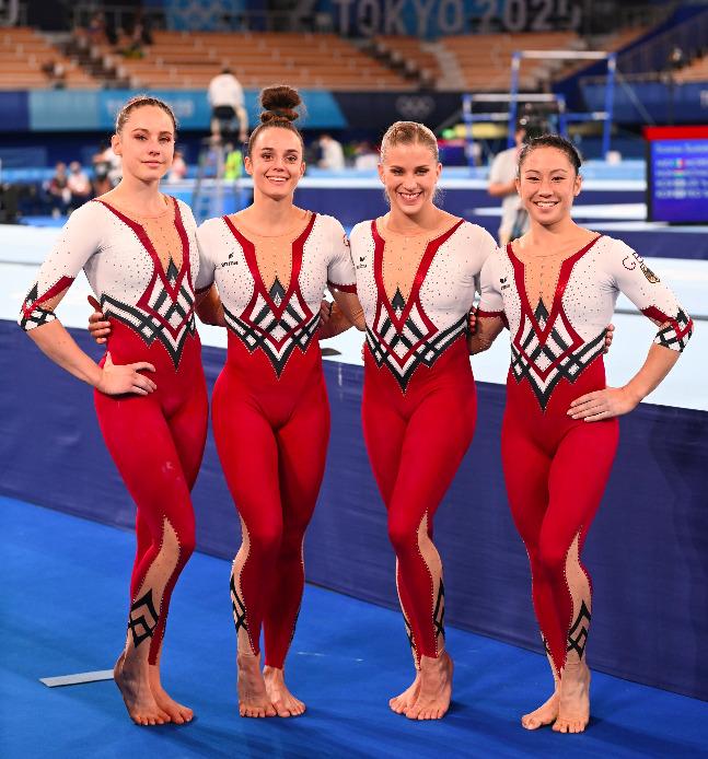 Nazionale tedesca ginnastica
