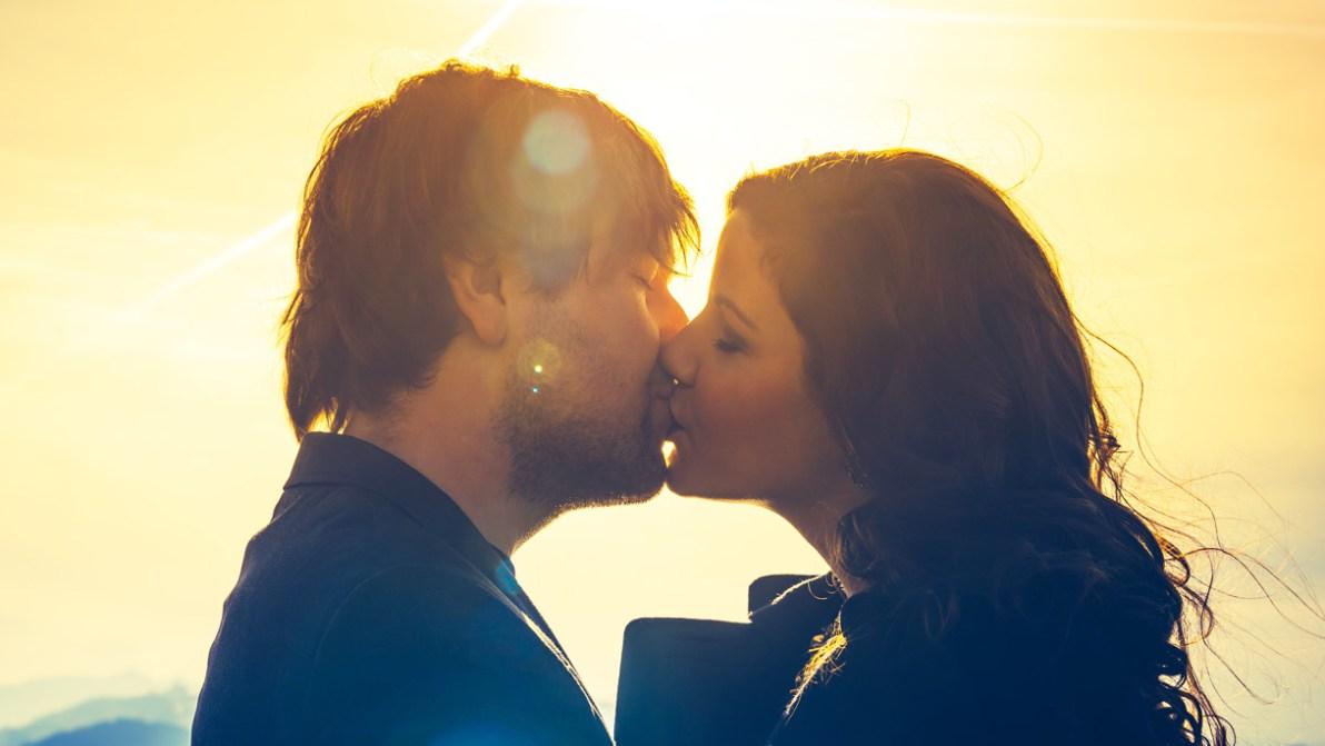 La magia del bacio