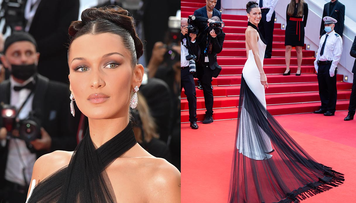 Cannes, Bella Hadid incanta la Croisette   DiLei