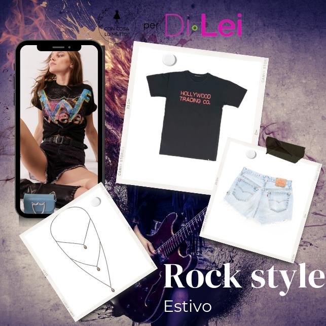 Rock style estivo: il gusto da rocker non va in vacanza