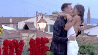 Gaetano Castrovilli, la romantica proposta all'ex Miss Italia Rachele Risaliti
