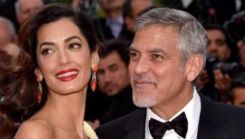 """""""Amal aspetta il terzo figlio da George Clooney. Avrebbe superato il primo trimestre"""""""