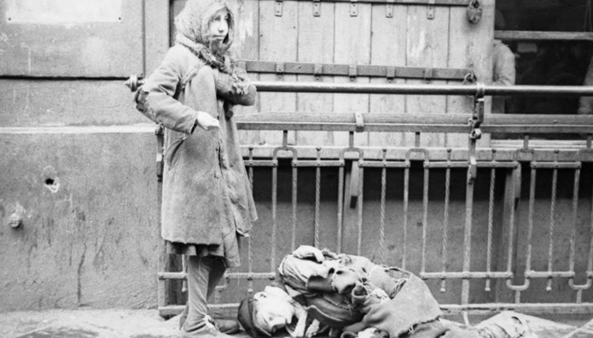 I bi bambini del ghetto di varsavia