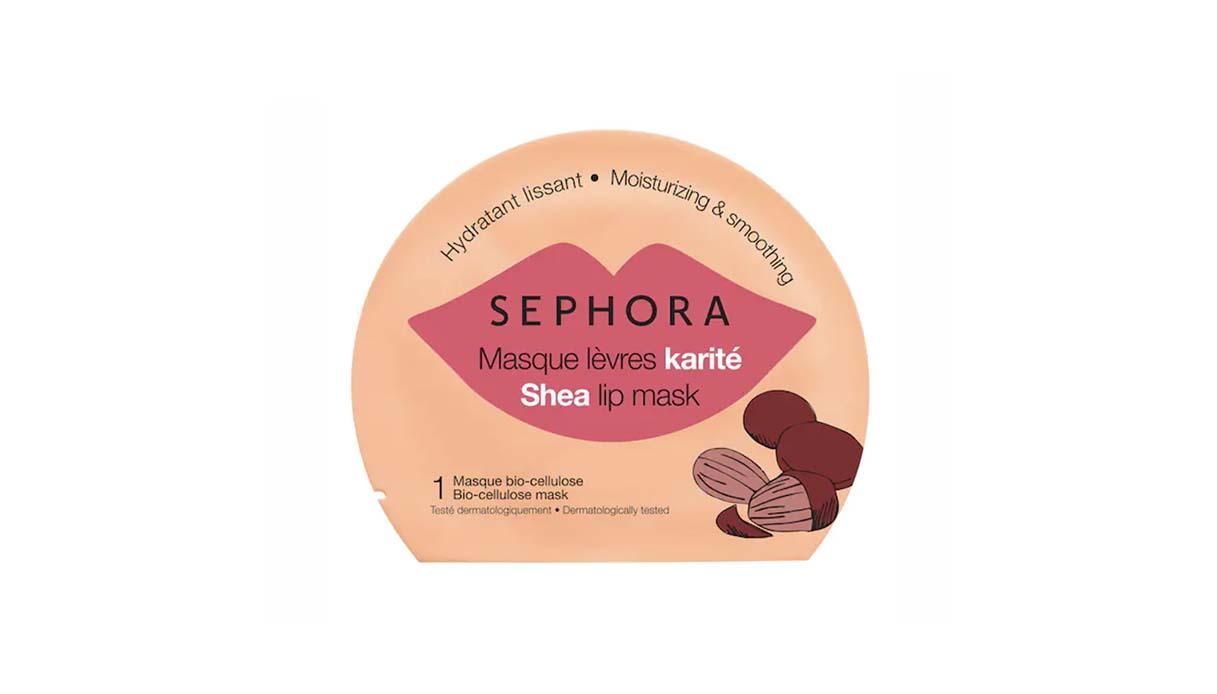 maschera labbra sephora collection
