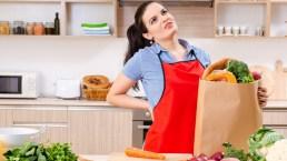 Come mantenere una postura corretta mentre si cucina
