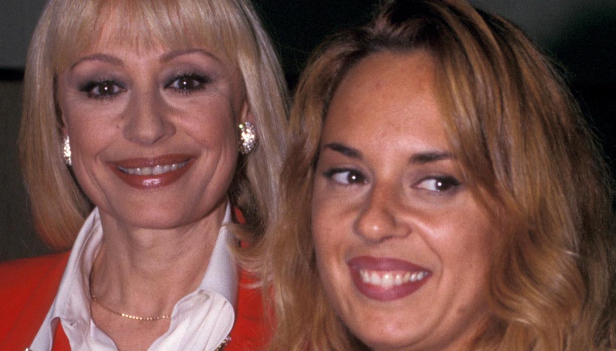 Raffaella Carrà e Barbara Boncompagni
