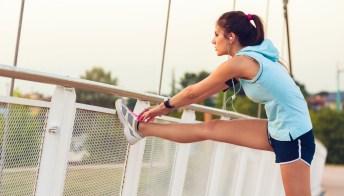 Corsa: esercizi di allungamento e stretching per i runner