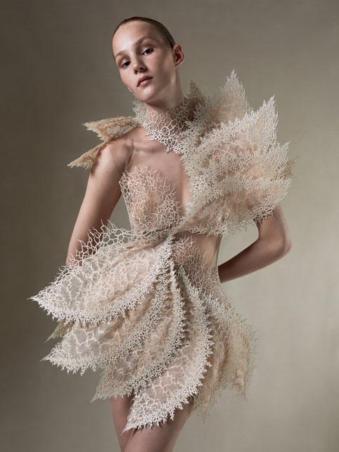 Magnetosphere Dress