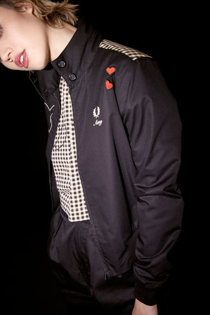 La giacca Harrington