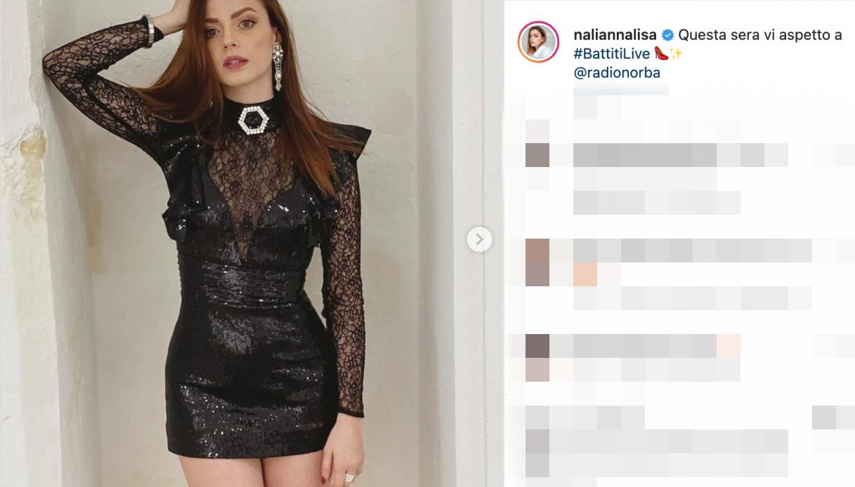 Annalisa look Battiti Live
