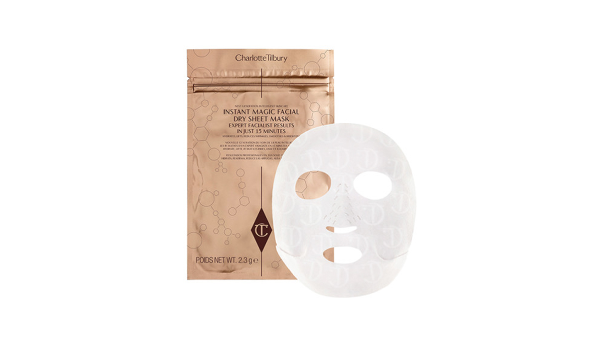 Charlotte Tilbury, Instant Magic Facial Dry Sheet Mask