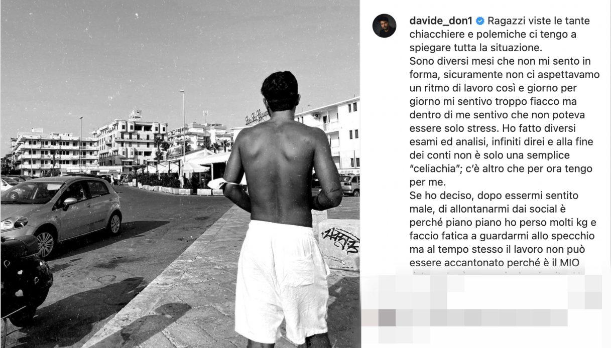 Davide Donadei post