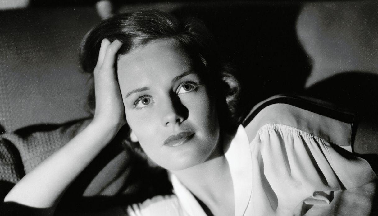 Frances Farmer attrice