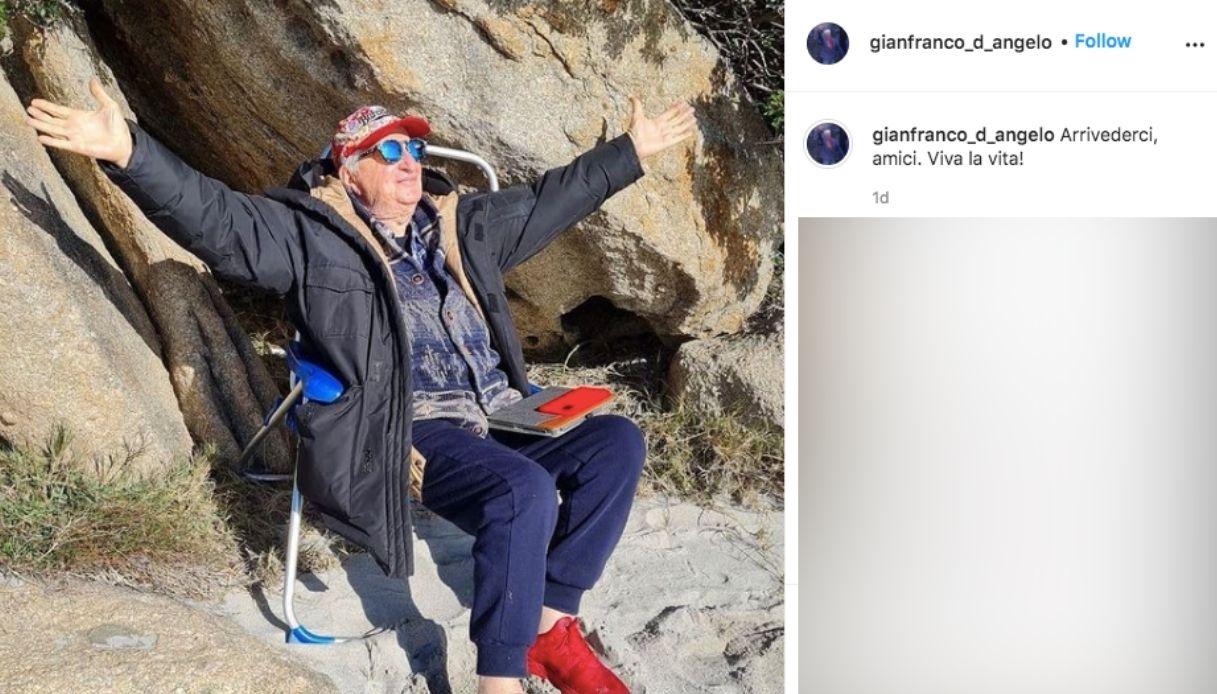Il post di Gianfranco D'Angelo