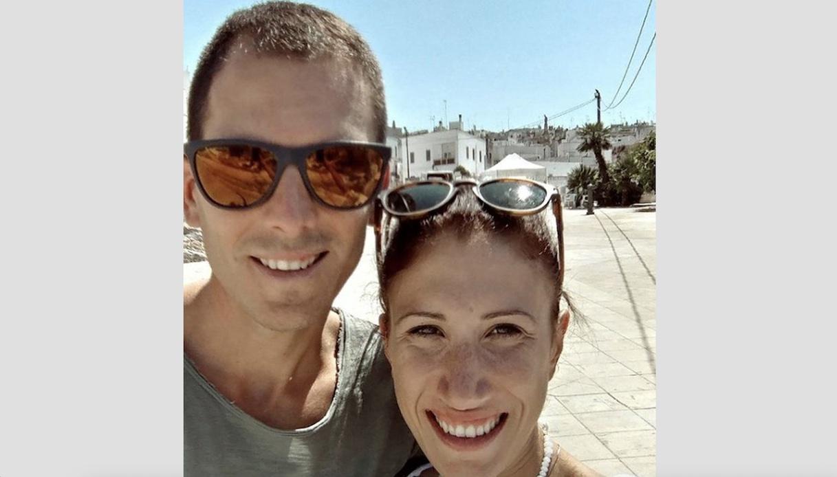 Antonella Palmisano e Lorenzo Dessi