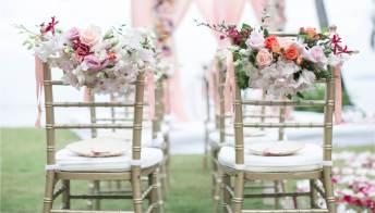 Come scegliere le decorazioni floreali per il matrimonio