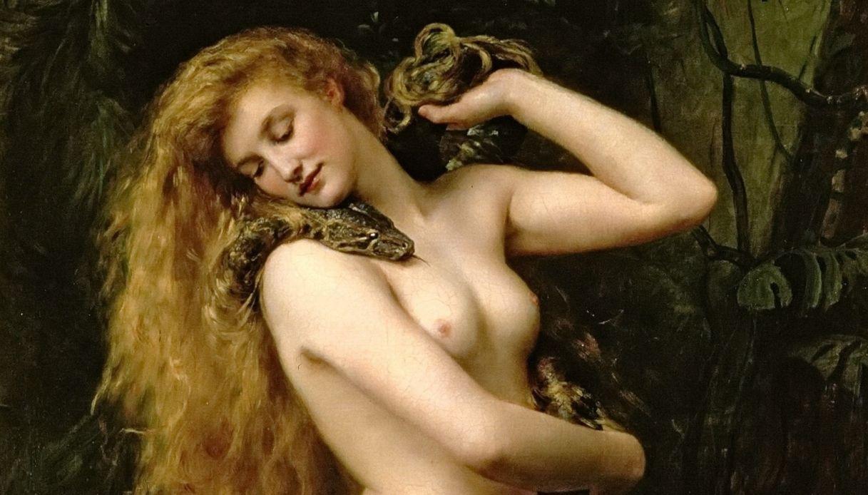 Lilith storia