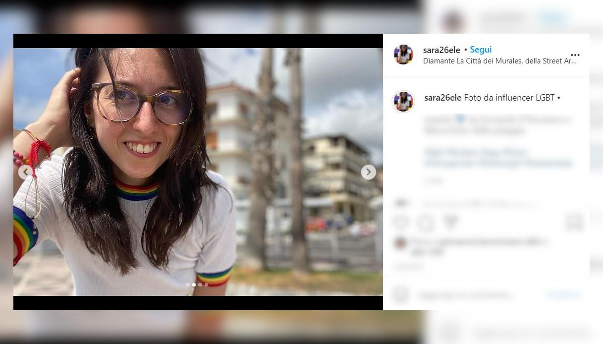 Sara Vanni su Instagram