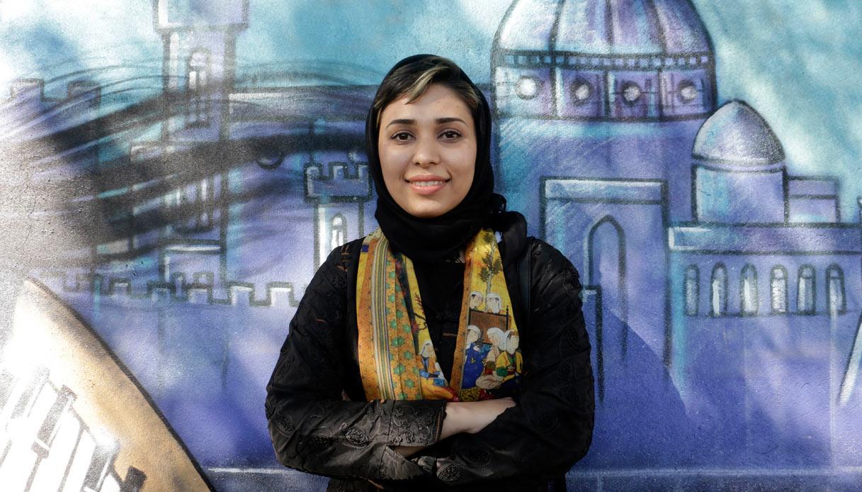 Shamsia Hassani