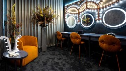 Fuorisalone 2021: Vietato l'ingresso, camerini di design all'Arcimboldi