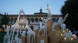 Fuorisalone, l'arca di Noè alla Statale di Milano è un successo