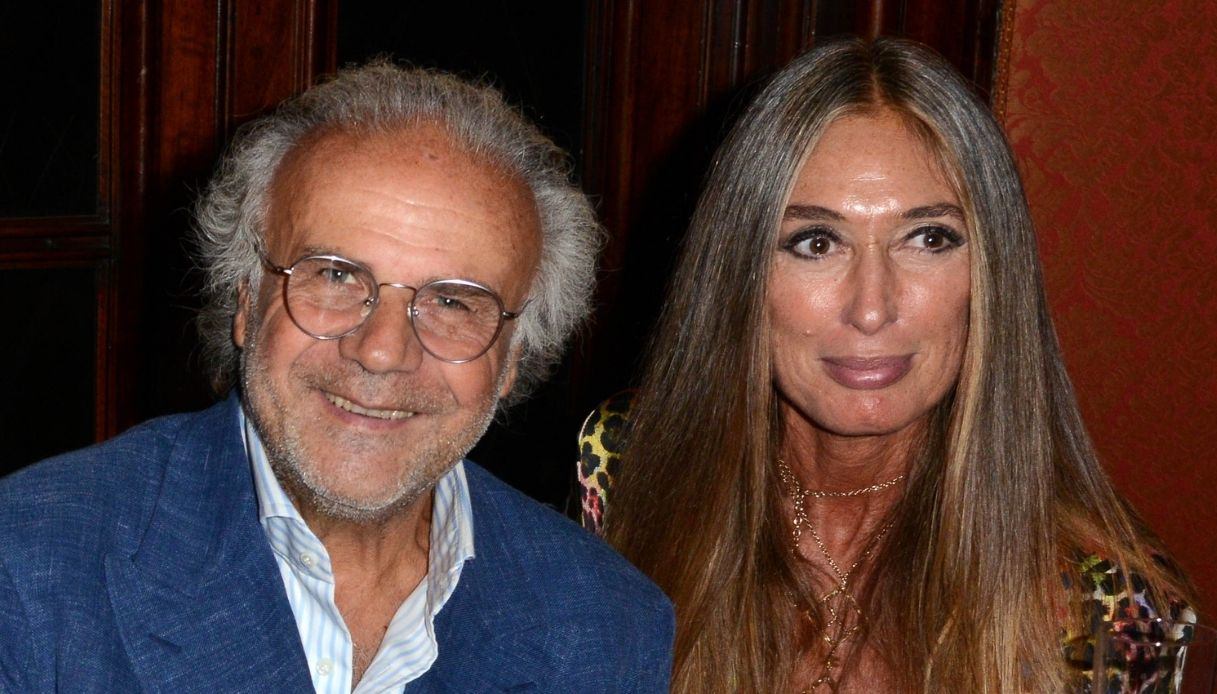 Bettina Castioni e Jerry Calà