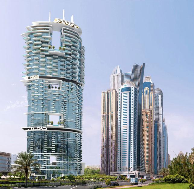Cavalli Tower a Dubai.
