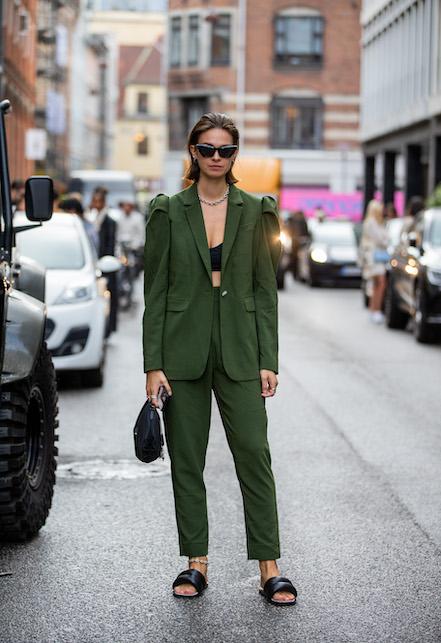 Tailleur: idee di look e di shopping