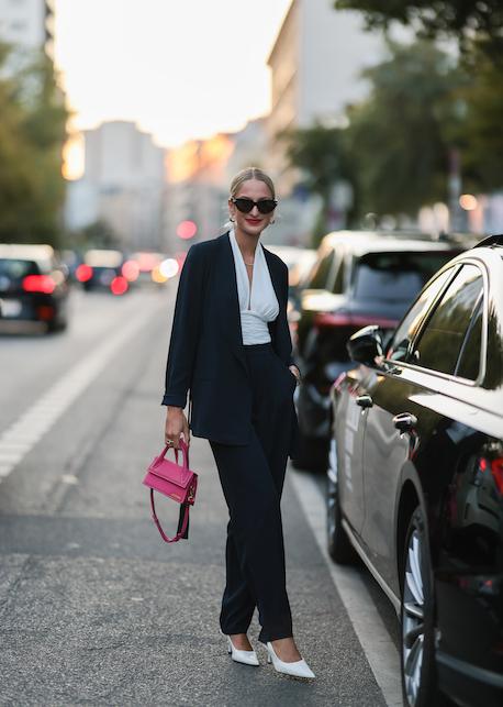 Il blazer è un capo indispensabile in autunno: ecco come portarlo con stile