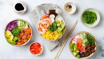 Pokè bowl: cos'è, benefici e come si compone