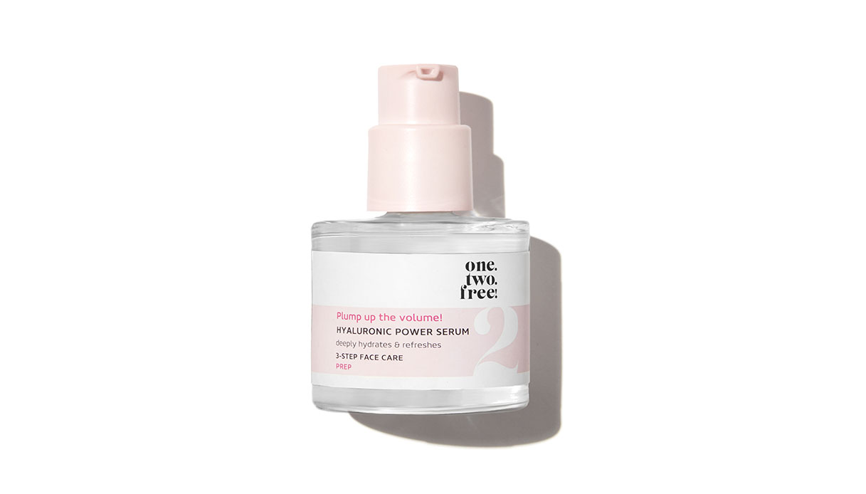 One.Two.Free!, Hyaluronic Power Serum