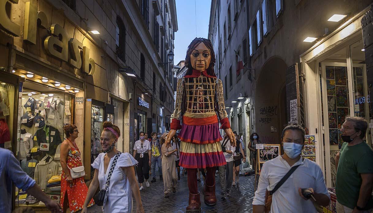 Amal, la bambola siriana