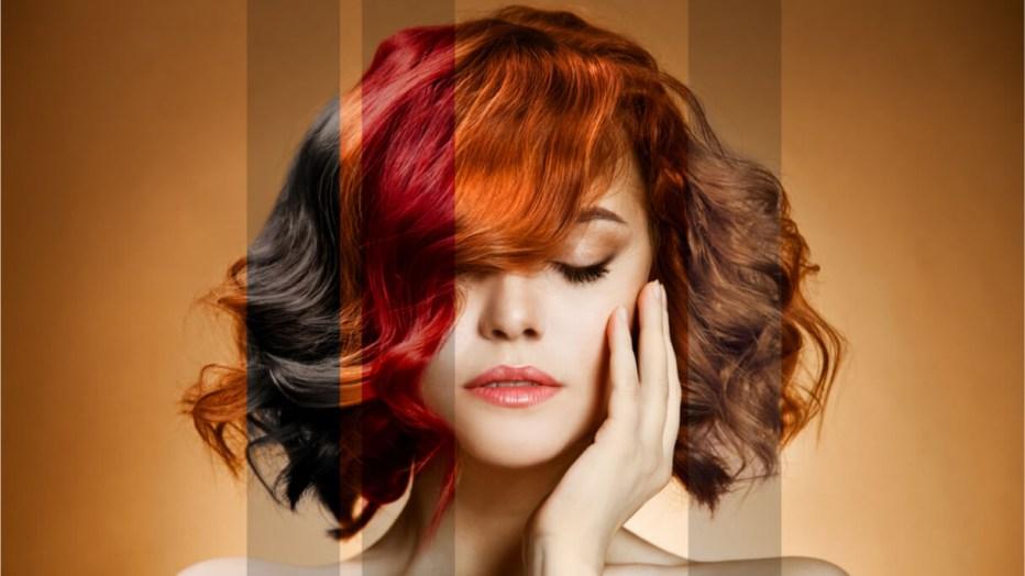 Come scegliere il colore di capelli in base all'armocromia
