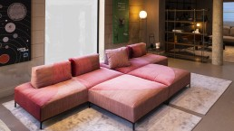 Sanders Universe, il primo divano green raccontato dal designer Tiziano Guardini
