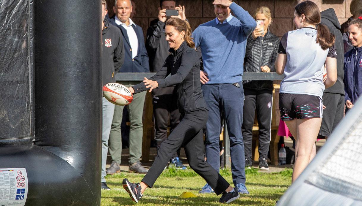 Kate Middleton tuta