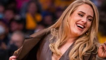Adele, look da primadonna (e super costoso) all'appuntamento con Rich Paul