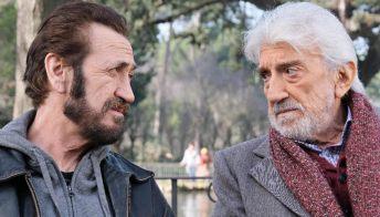"""Marco Giallini, l'ultimo film con Proietti: """"Sul set è stato come un padre"""""""
