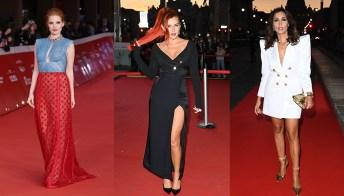 Festa del Cinema di Roma: che look! Gli abiti sul red carpet