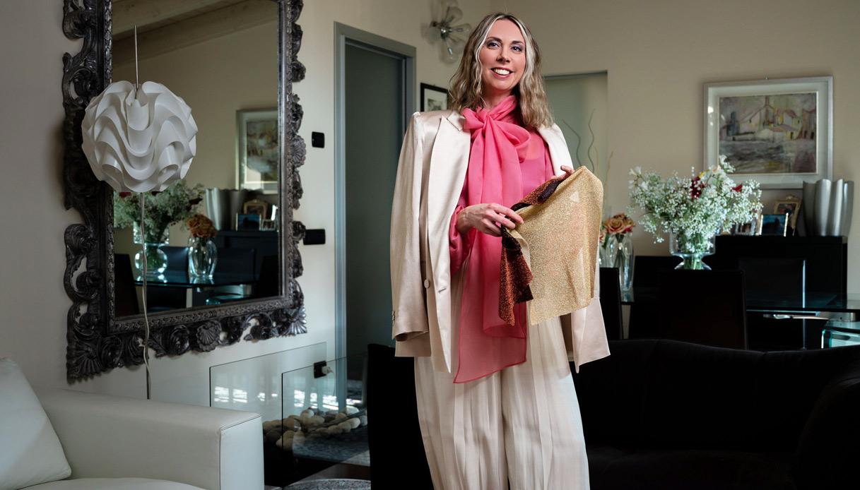 Paola Farina stylist