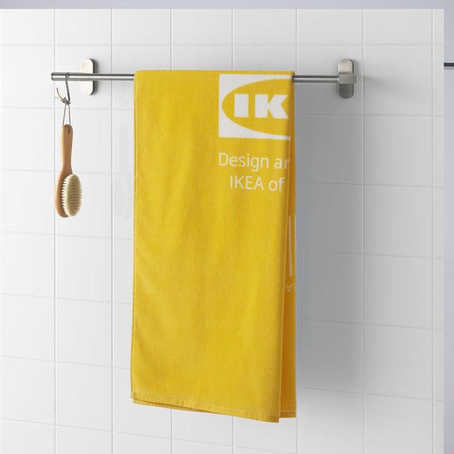 Ikea collezione EFTERTRÄDA telo da bagno